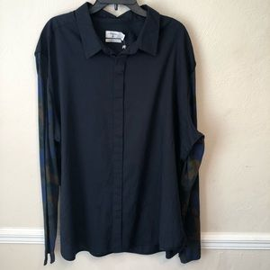 3.1 Phillip Lim x Target Camo Sleeve Button Down
